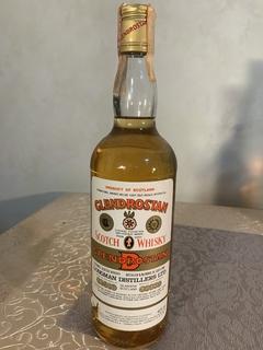 Виски Glendrostan 1980-е