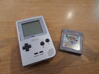 Nintendo Game Boy pocket 1992 год
