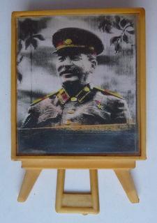 Сталин , стерео в цвете , 1955 г .