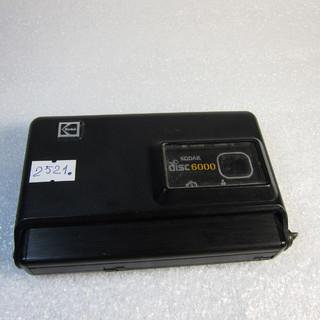 Дисковый фотоаппарат KODAK Disc 6000,