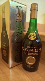 Коньяк Camus Celebration 0.7л 40% 1970х