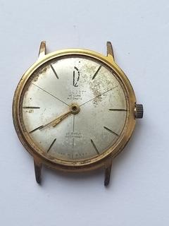 Часы Полет де люкс.позолота Au20