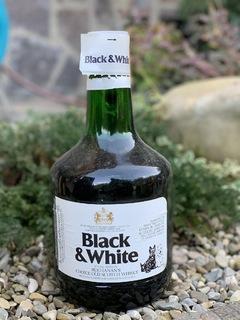 Whisky Black&White 2 L 1980s