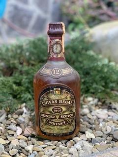 Whisky Chivas Regal 12 1970s