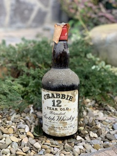 Whisky Crabbie 12 1970s