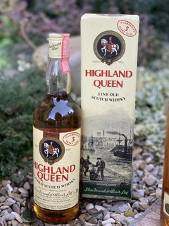 Whisky Highland Queen 1990s
