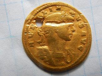 Ауерус Аврелиана 270-275 г.н.э.