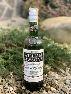 Whisky William Lawsons 1980s