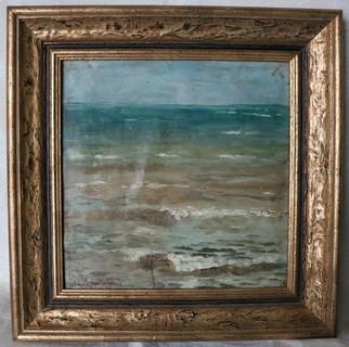 """Олександр Стиліануді (1868–1948), """"Великий Фонтан. Хвилі"""". Одеська школа"""