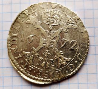 Патагон 1672