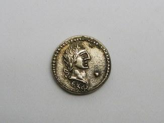 Статер Электр Котис III  ΕΚΦ (525 г. б.э.), справа «точка»