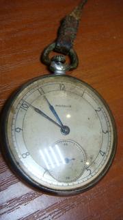 Часы карманные Молния ЧК-6, 1951г