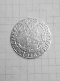 Орт Сигизмунда 1623 года.