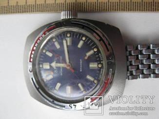 Часы Восток Амфибия СССР бочка