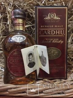 Виски Cardhu single malt 80s-90s