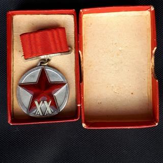 20 лет РККА квадро
