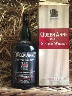 Виски Queen Anne rare 70s