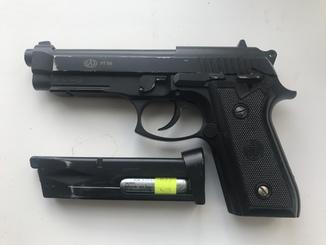 Пневматический пистолет SAS PT99 (40200803)
