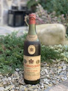 Cognac Courvoisier VSOP 30 years  1950s