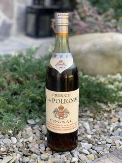 Cognac Prince Hubert de Polignac 1950/60s