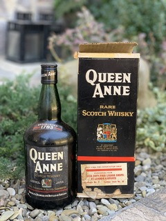 Whisky Queen Anne 1960s