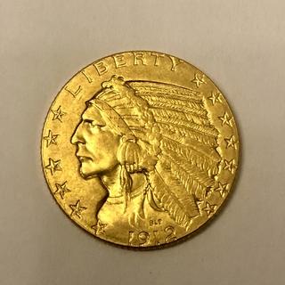 США, 5 долларів, 1912 р.