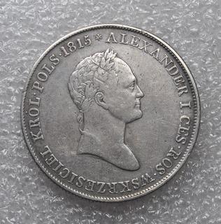 5 злотых 1830г. KG