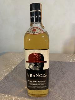 Виски Francis 5 Y.O. 1970-е