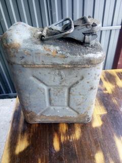 Канистра 5 литровая из под масла