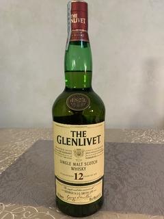 Виски Glenlivet 12 Y.O.