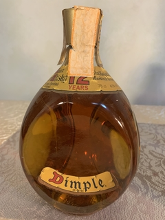 Виски Dimple 12 Y.O. 1970-е