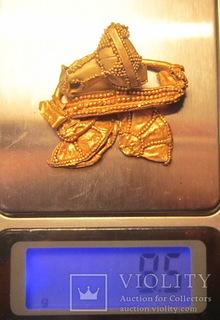 Античное золото - 8,5 грамм
