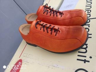 Кожаные туфли Wilson 40