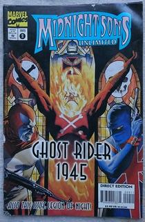 Комикс USA Marvel Comics Ghost Rider 1945 1995, may 9