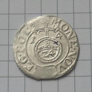 Полторак ( 1/24 талера ) 1614 года - г. Краков