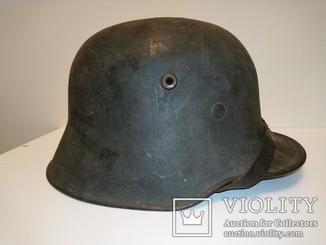Шлем М18 с оригинальным подшлемником