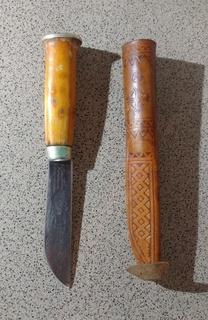Финский нож Marttini