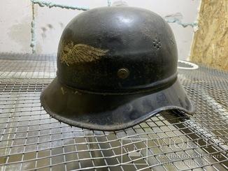 "Шлем М38: немецкий ""Гладиатор"""