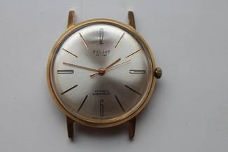 Часы Poljot de luxe, 1 МЧЗ, 2209, 23 камня, AU20
