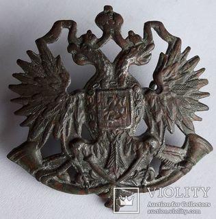 Кокарда Лесной охранник Российской империи