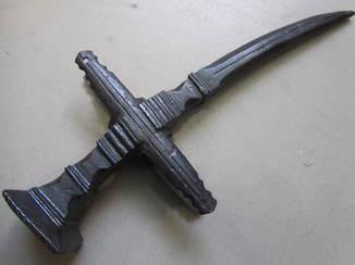 Клевец  (польских летучих  гусар)  конец 16 нач -17 век