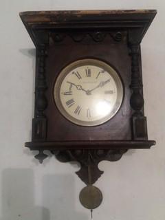 Годинник настінний Г.Мозер і Ко.(Часы настенные. Г. Мозер и Ко.)