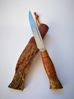 Коллекционный  нож финка J. A. Hellberg Eskilstuna. N12.