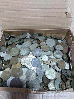 Монеты СССР (5кг) после реформы