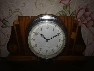 Корабельные часы. Оригинальный бонус.