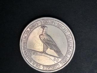 3 марки 1939 года Д Орел на мосту.