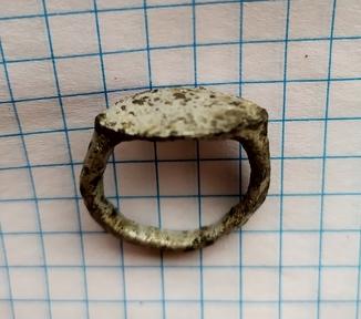 Татарський або ординський перстень 14-16ст