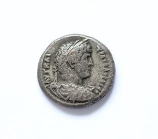 Адриан тетрадрахма Египет, Александрия