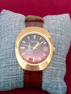 Часы Полёт , олимпиада 80, Au10