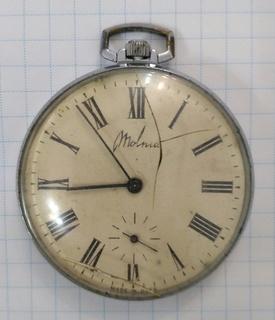 """Часы """"Molnia"""""""